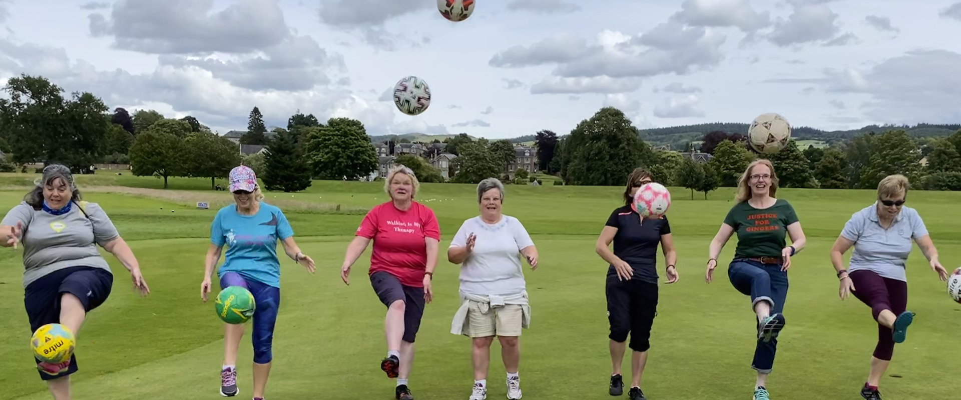 Womens Walking Football Perth